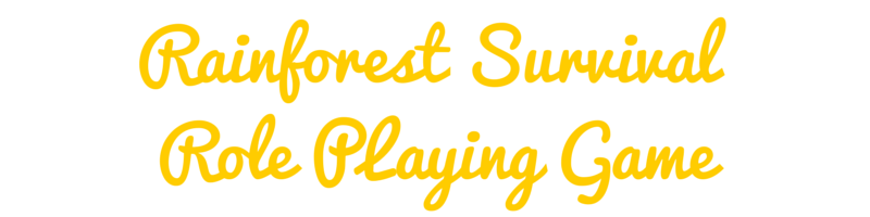 Rainforest Role Playing Game