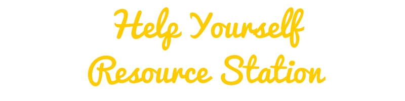 help yourself resource station