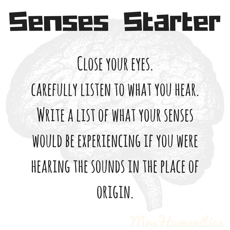 senses-starter