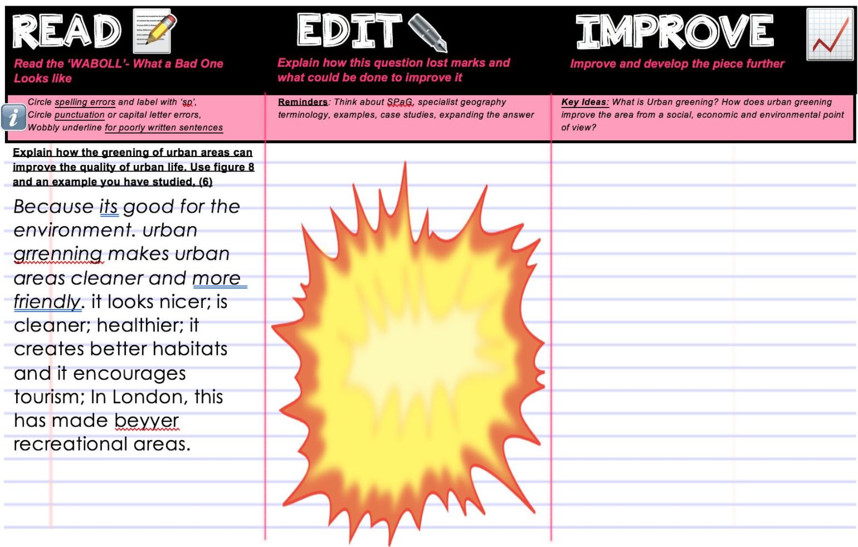 read edit improve