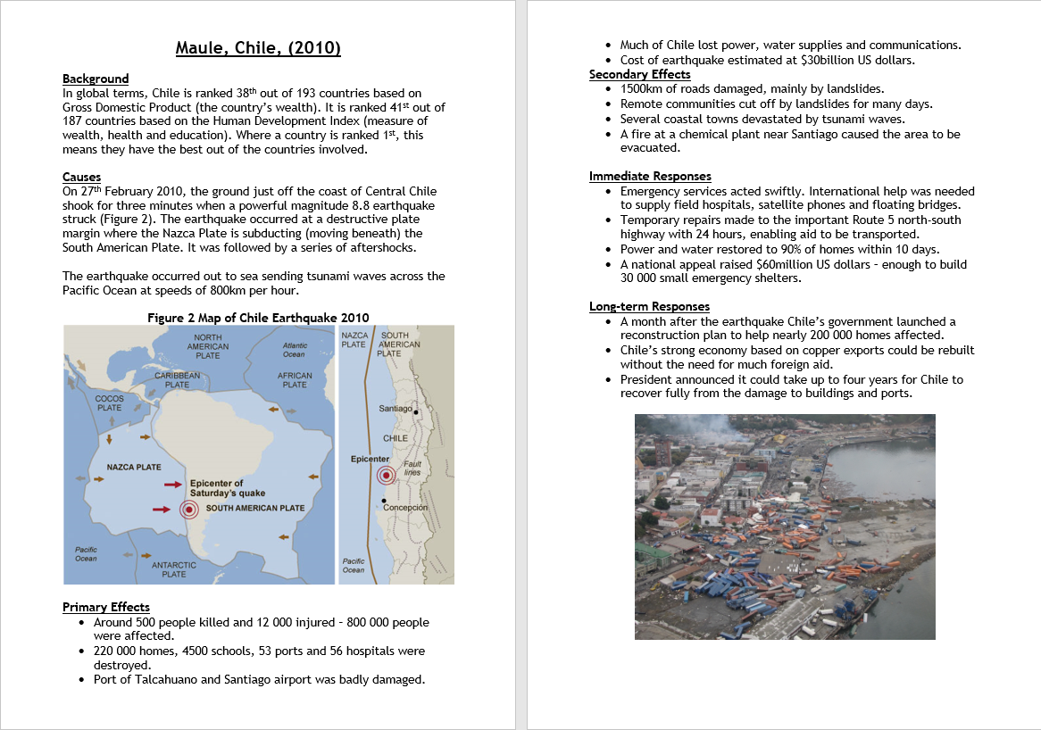 resource  u2013 aqa revision booklet adaption by