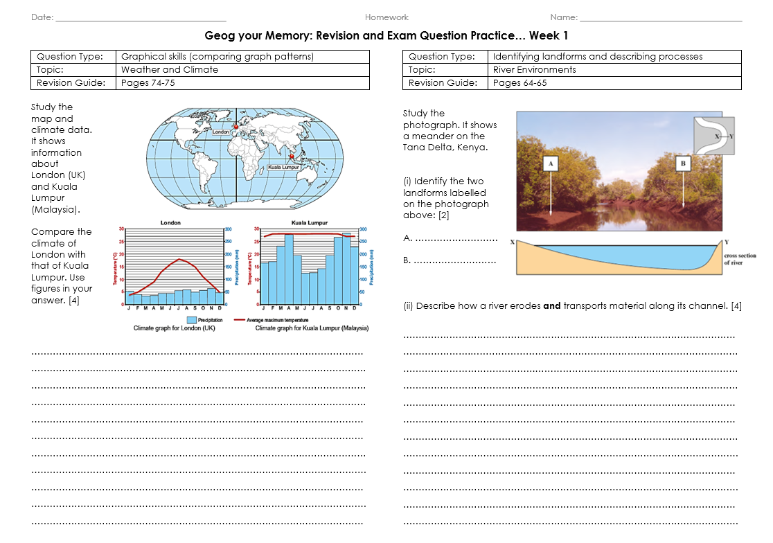 geog your memory amy