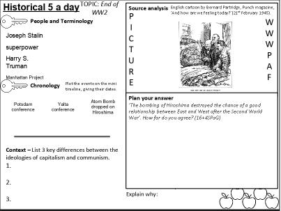 history revision 1