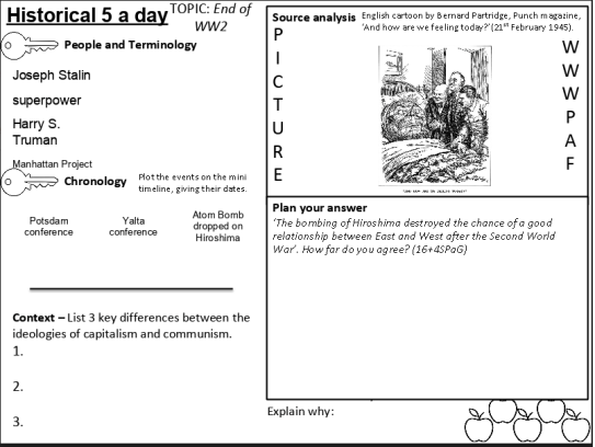 history revision 1