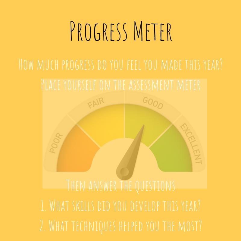 progress meter