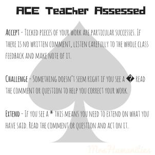ace teacher