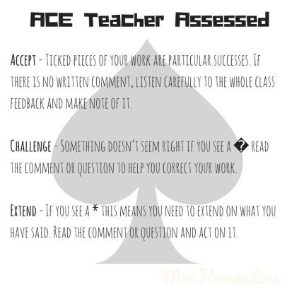 ace teacher