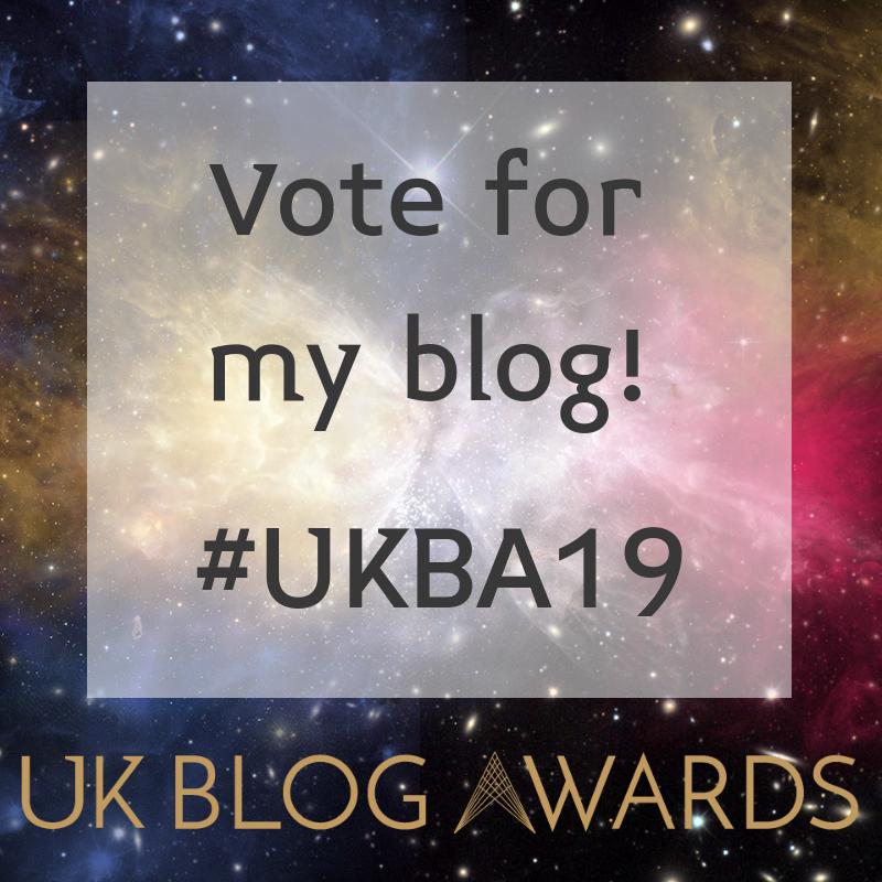 UK Blog Awards #UKBA19 #UKBlogChat #UKBlogAwards #MrsHumanities