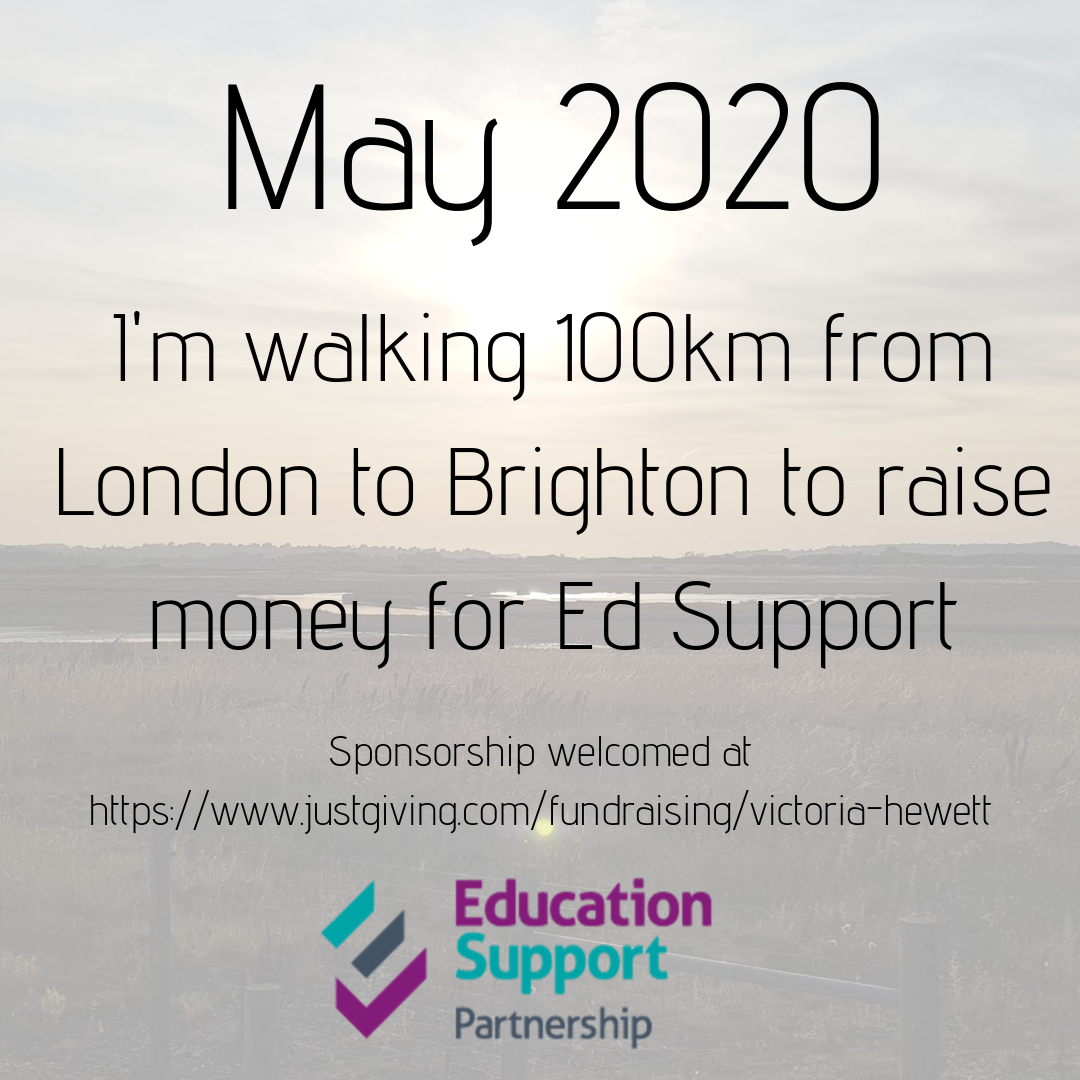 walk for ed support